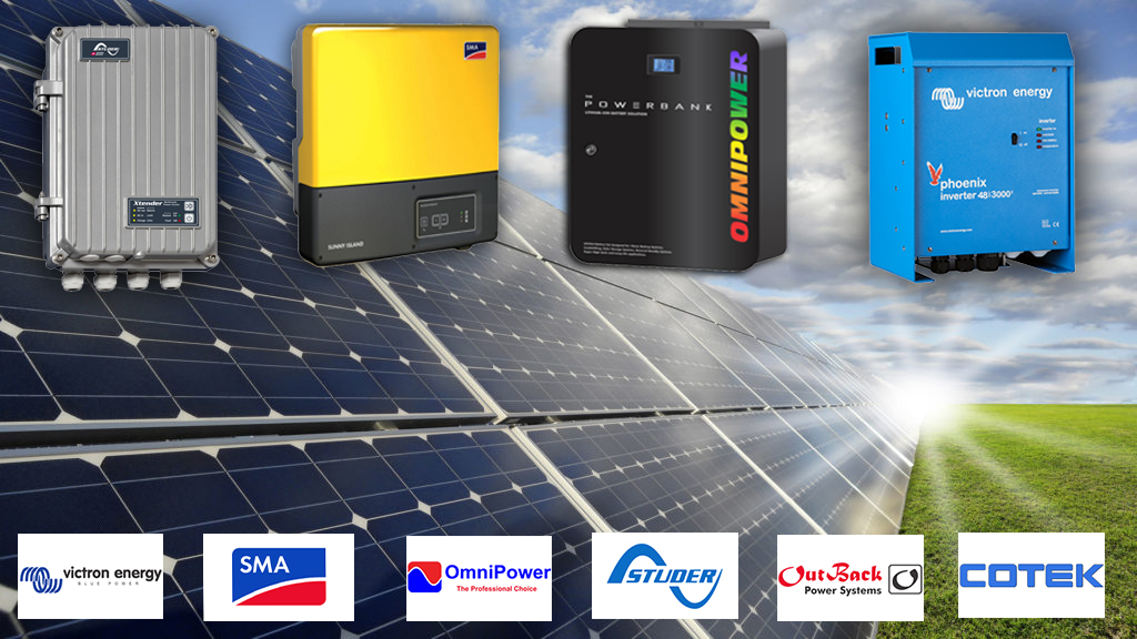 Inverter Solar Power Solutions Into Namibia And Mozambique